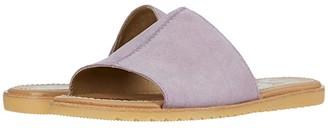 Sorel Ellatm Block Slide (Shale Mauve) Women's Shoes