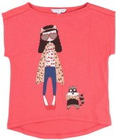 Little Marc Jacobs Miss Marc T-Shirt