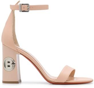 Baldinini Block Heeled Sandals