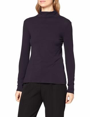 Comma Women's 81.910.31.7884 Long Sleeve Top