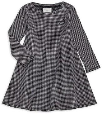 Sol Angeles Little Girl's & Girl's Twilight Thermal Houndstooth Dress