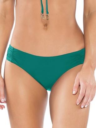 Soluna Under The Sun Shirred Bikini Bottom