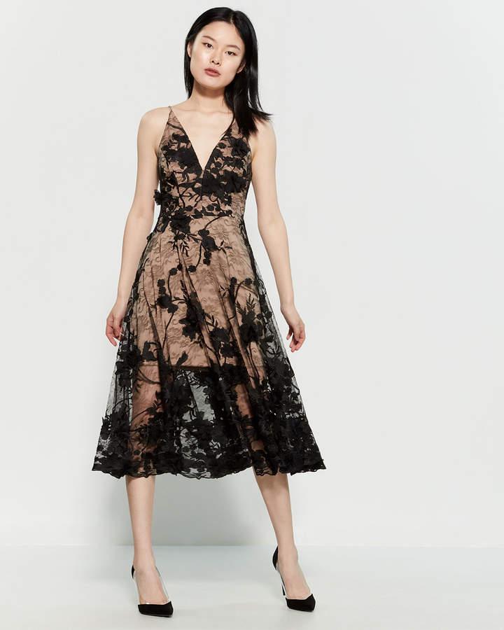 3e4f8a14db19 Dress the Population Beige Dresses - ShopStyle
