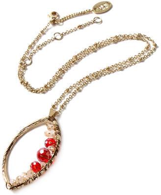 Amrita Singh Resin Necklace