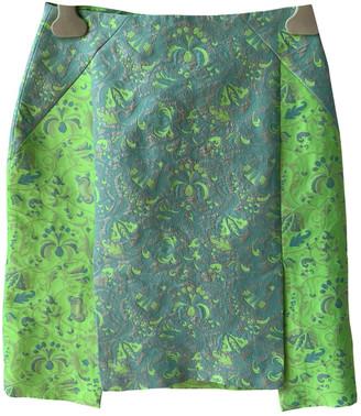 Richard Nicoll Green Skirt for Women