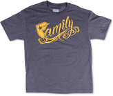 Famous Stars & Straps Men's Big Family Graphic-Print Logo T-Shirt