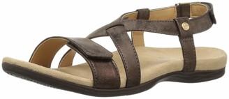 Spenco Women's Cross Strap Sandal
