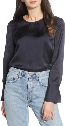 Chelsea28 French Cuff Blouse