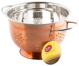 Tablecraft TableCraft's 5 Quart Copper Colander