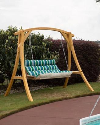 16 Elliot Way Deluxe Cushion Swing
