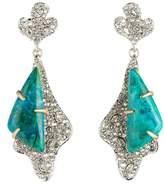 Alexis Bittar Roxbury Crystal Encrusted Post Earrings