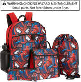 Spiderman 5-Pc. Backpack & Accessories Set, Little Boys & Big Boys