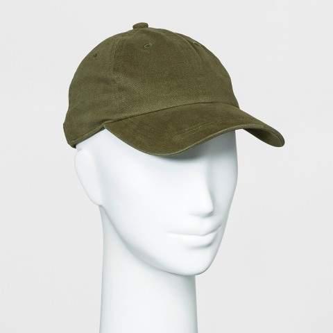 Universal Thread Women's Baseball Hat Green