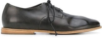 Marsèll Round Toe Lace Up Derby Shoes