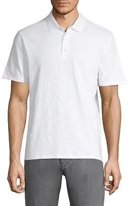 Vince Classic Cotton Polo