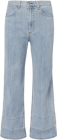 Rag & Bone Lou High-Rise Crop Jeans