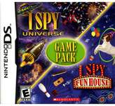 Nintendo I Spy Universe and Fun House Game Pack DS