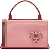 Emilio Pucci Pink Leather Bag
