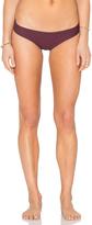 Tavik Ali Minimal Reversible Bikini Bottom