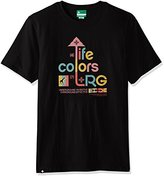 Lrg Men's Life Colors Tee