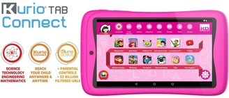 Kurio 7 inch Kurio Tab Connect, (Pink), Android