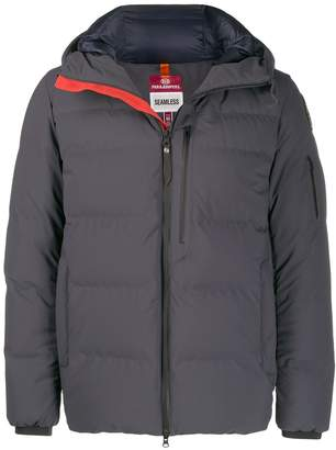 Parajumpers panelled padded jacket