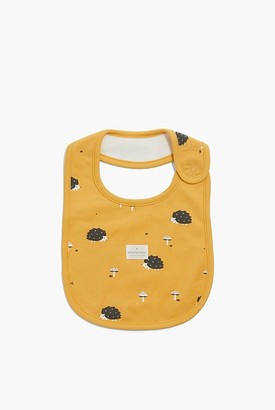 Country Road Organically Grown Cotton Echidna Bib
