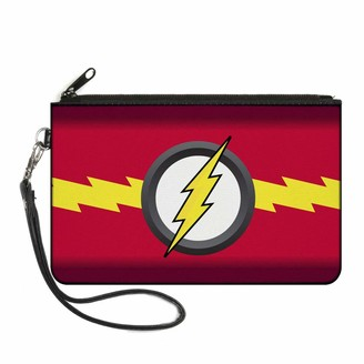 Buckle Down Buckle-Down Junior's Canvas Coin Purse The Flash
