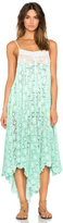 6 Shore Road Southbay Lace Cover Up Dress