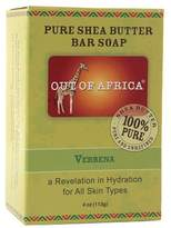 Out of Africa Pure Shea Butter Bar Soap Verbena