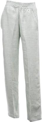Utmon Es Pour Paris Linen Trousers