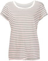 Current/Elliott striped T-shirt - women - Cotton - 1