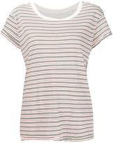 Current/Elliott striped T-shirt