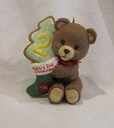 Hallmark Baby's Second Christmas 1996 - QX5771