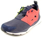 Reebok Furylite Asymmetrical Women US 8 Blue Running Shoe