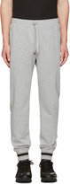 Dolce & Gabbana Grey Crown Lounge Pants