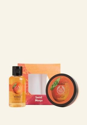 The Body Shop Sweet Mango Treats