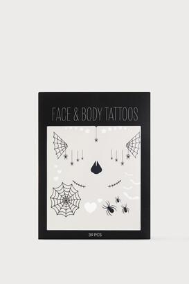 H&M Temporary Face & Body Tattoos