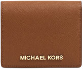 MICHAEL Michael Kors Jet Set Travel Flap Card Holder