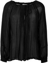 Dondup Sannia long sleeve blouse - women - Viscose - 38