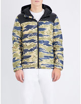 Billionaire Boys Club Camouflage-print Quilted Shell Jacket