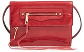 Rebecca Minkoff Small Regan Clutch - Red