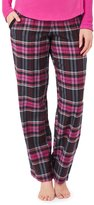 DKNY Plaid Perfect Y2713360 Long Pyjama Bottoms Pant Loungewear Nightwear