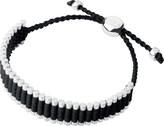 Links of London Friendship bracelet black