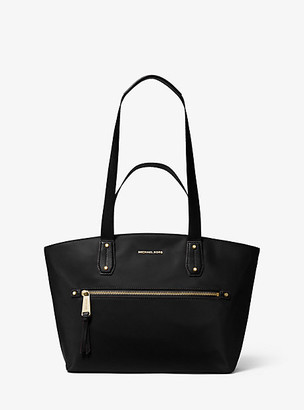 Michael Kors Polly Medium Nylon Tote Bag
