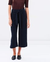 Whistles Spot Crop Trousers