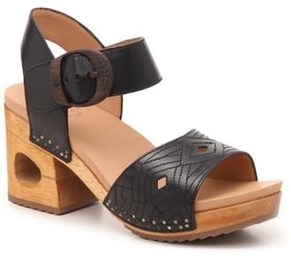 Dansko Odele Platform Sandal