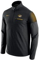 Nike Men's Missouri Tigers Elite Coaches Dri-FIT Pullover