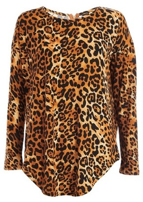 Dorothy Perkins Womens Quiz Multi Colour Long Sleeve Jumper