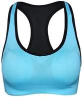 Qiaoer Women's Padded Running Sports Bras shockproof Fitness Workout Yoga Bra (XL, )